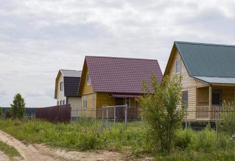 Коттеджный поселок сдан