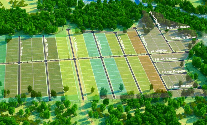 План земельного участка КП